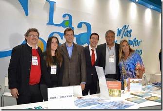La Costa participó de la feria con un stand propio en el pabellón de turismo nacional