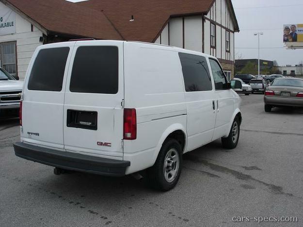 1995 gmc safari cargo minivan specifications pictures prices. Black Bedroom Furniture Sets. Home Design Ideas