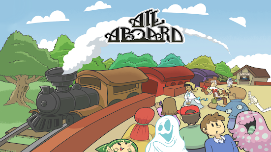 All Aboard! - screenshot