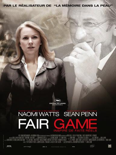 (2010) - Fair game du grand Sean Penn.