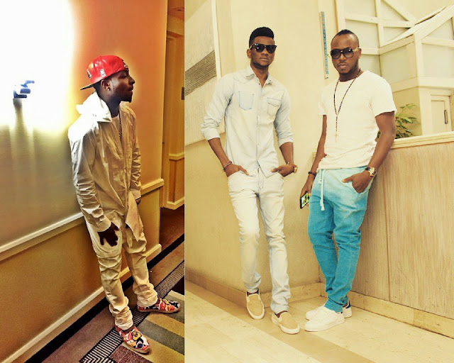 Davido And Toofan leads The Nominations At The MTV MAMAs 2015 + Full Nominees List
