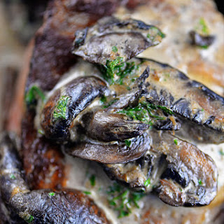 Horseradish Cream Sauce Mushrooms Recipes