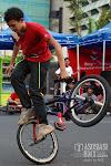 Wimcycle: Indonesian BMX Open Series 2009, Round 1 Freestyle - May 31st, 2009 // Bundaran HI - Jakarta