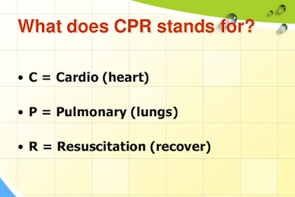 Cpr Meaning First Aid