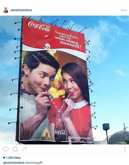 Alden and Maine for Coke