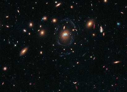 aglomerado SDSS J1531 3414
