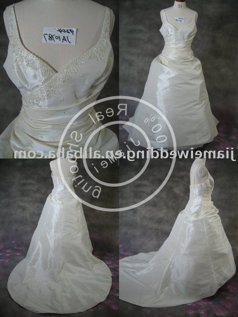 Wedding dress princess ball