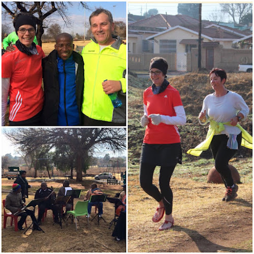 Race report, parkrun SA