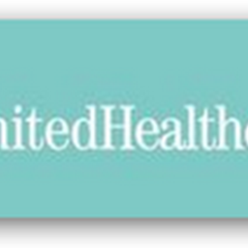 Doctors In Network Leave United Healthcare–Tired of Getting Paid At Rates 12% Less Than Medicare…