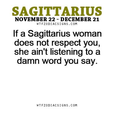 all about sagittarius woman