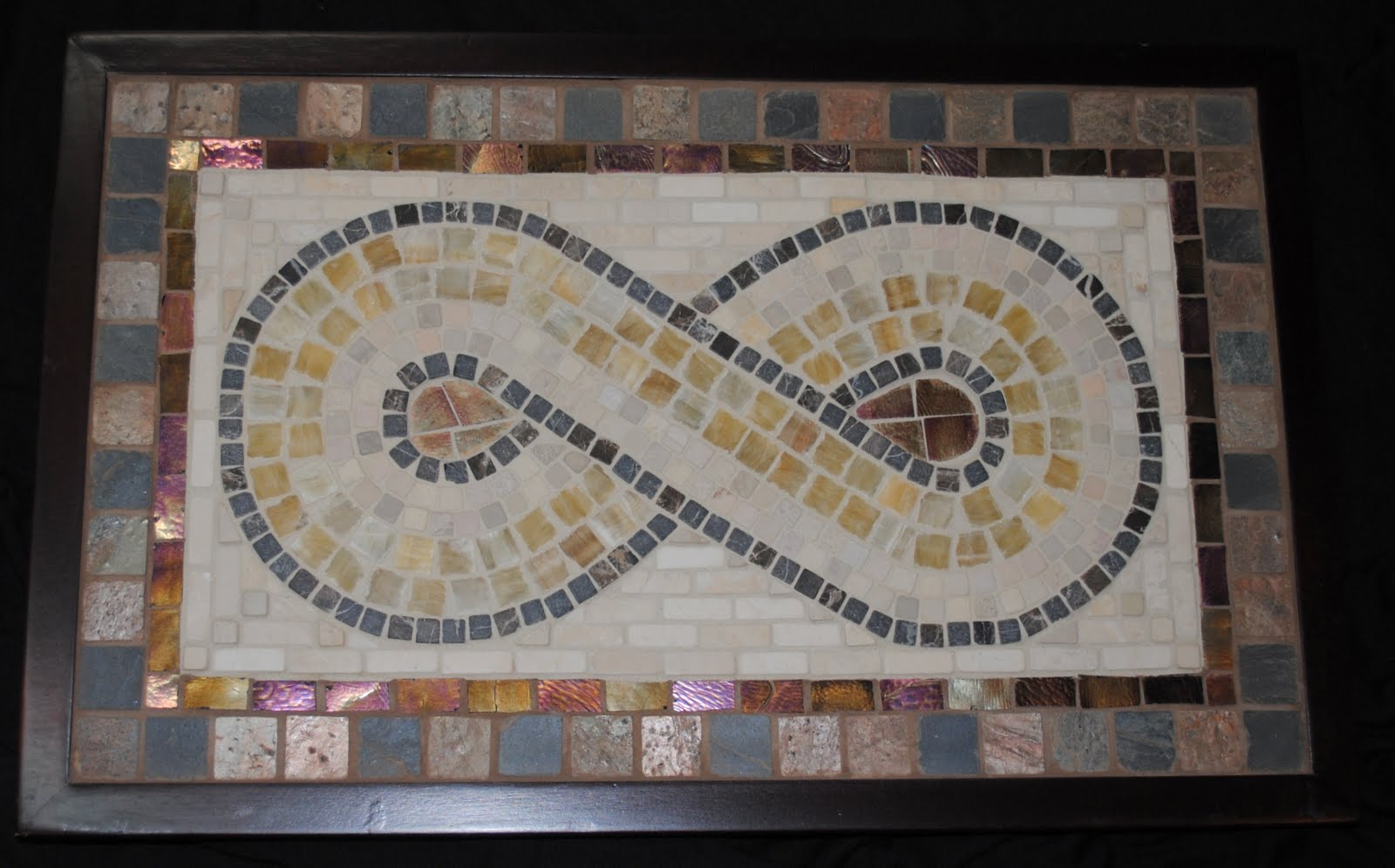 Mosaic Serving Trays