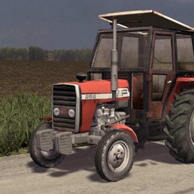 Farming simulator 2015 - Massey Fergusson 255 v 1.0