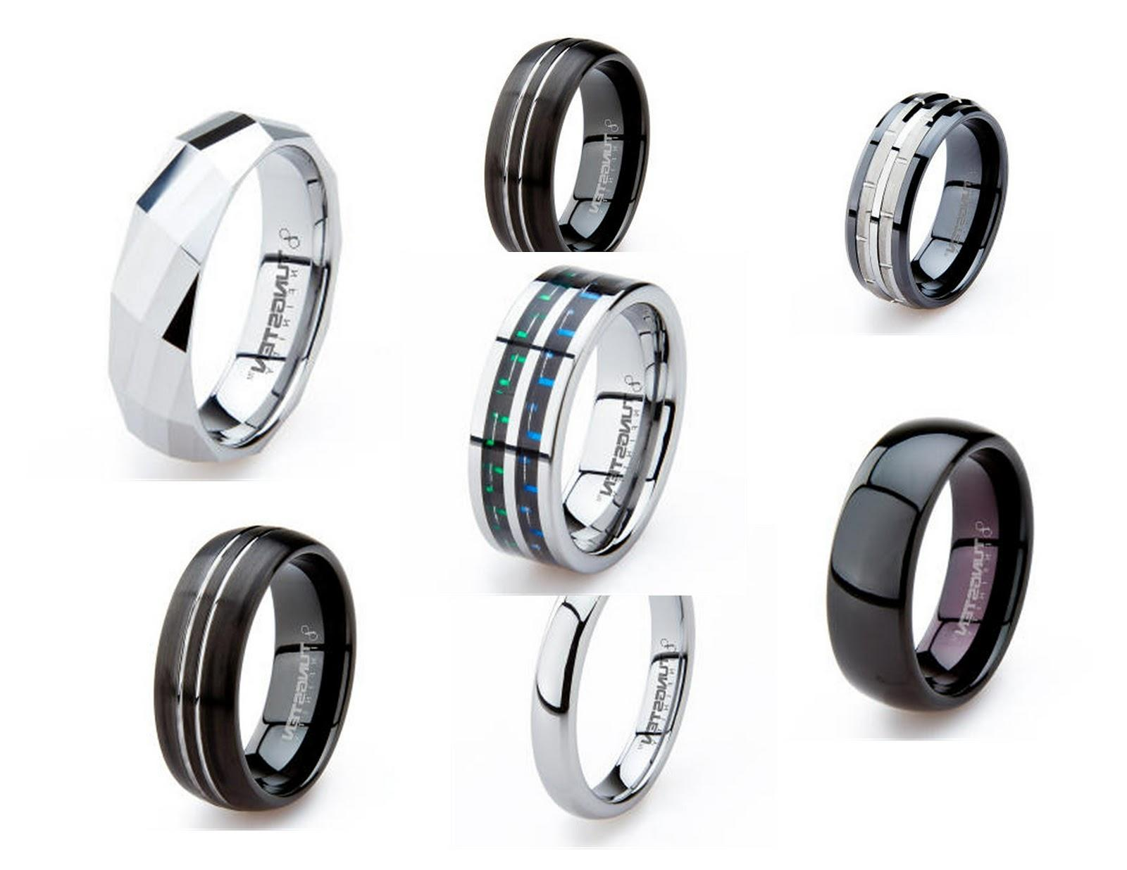 tungsten wedding bands.