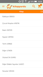 Free Download Kitapyurdu APK for Blackberry