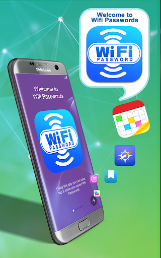 Show Wifi Password Free For PC