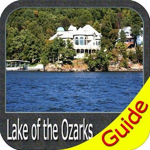 Lake of the Ozarks GPS Offline Fishing Charts For PC / Windows 7/8/10 / Mac – Free Download