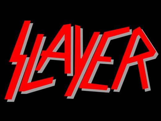 Slayer - Visual Músicas