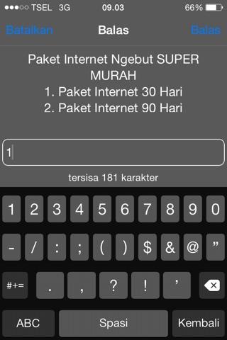 Daftar paket telkomsel flash super ngebut 8GB/30hr murah hanya 50rb mau? begini caranya