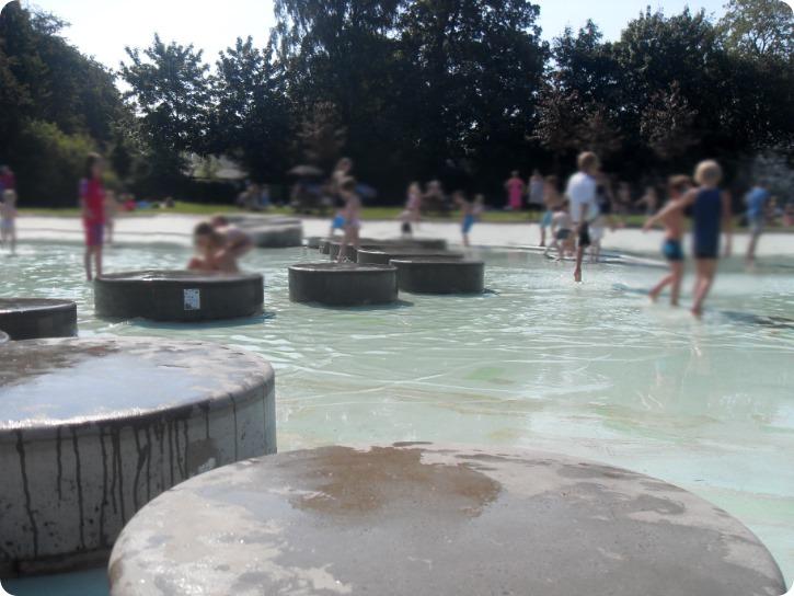 Vandlegepladsen i Fælledparken
