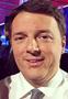 Bacio selfie D'Urso Renzi