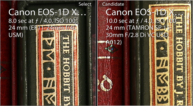 24mm @ f/4: Canon 11-24mm vs Tamron 15-30mm