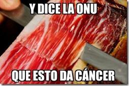 meme bacon onu cancer  (1)