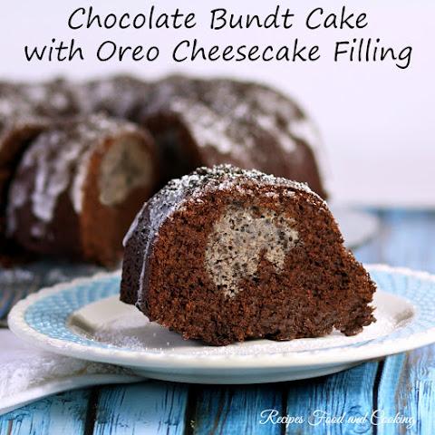 Chocolate Bundt Cake Chocolate Filling | Chocolate Dessert, Chocolate ...