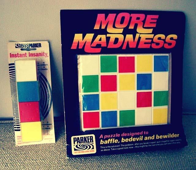 More Madness Board Game