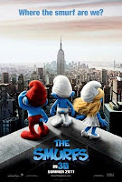 Os Smurfs, de Colin Brady