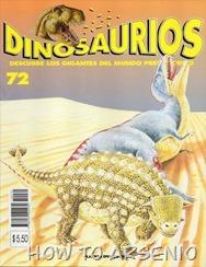 P00072 - Dinosaurios #72