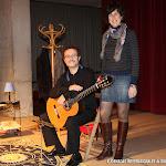 """15: Espectáculo para escolares """"Mi amiga la guitarra"""" Cristina Sánchez Rivas y José Luis Ruiz del Puerto"""