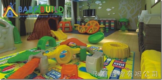 BabyBuild 安親班教室規劃