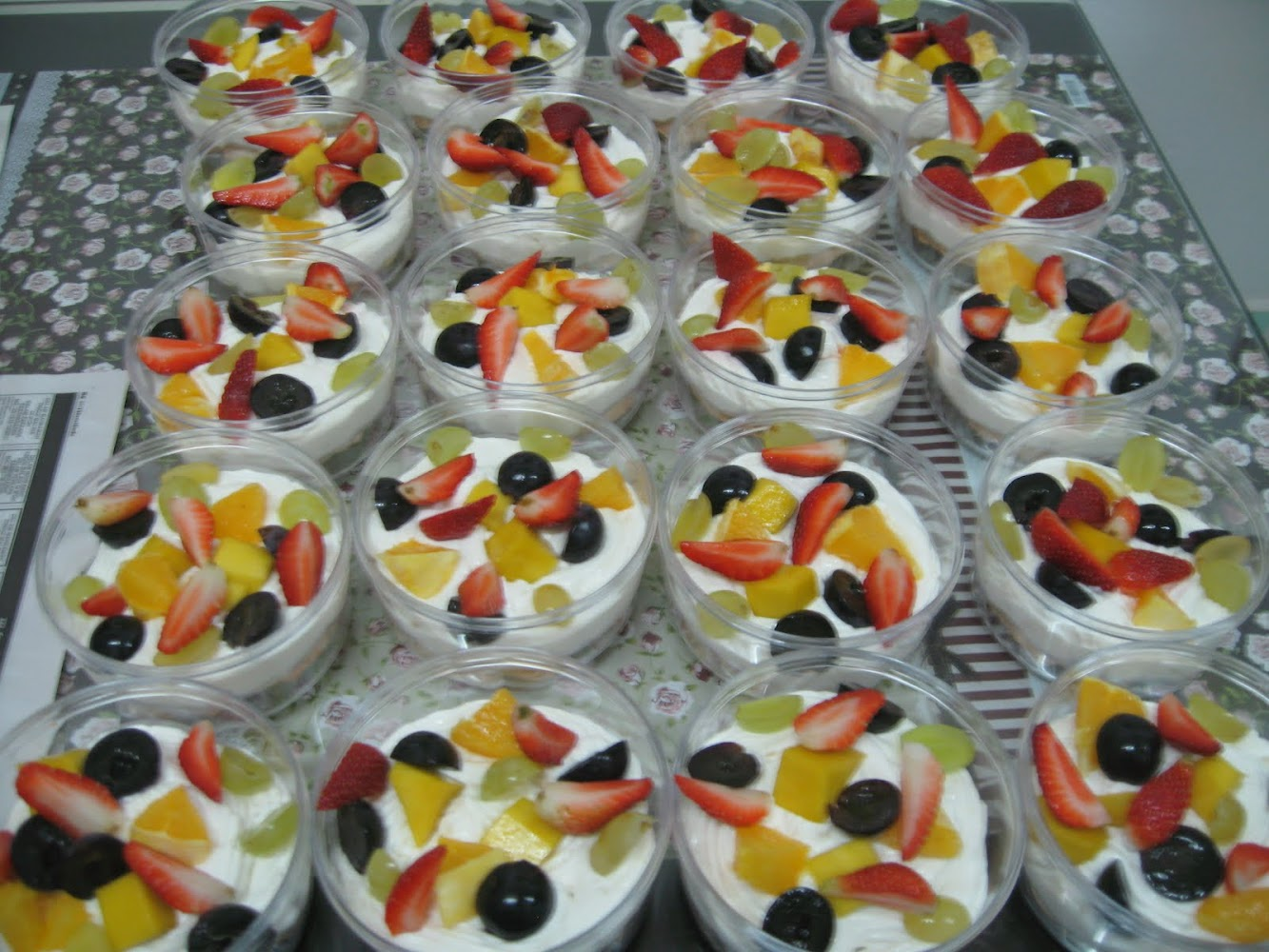 Pavlova,Apam Dot2, CMC,Cream Puff, Red Velvet