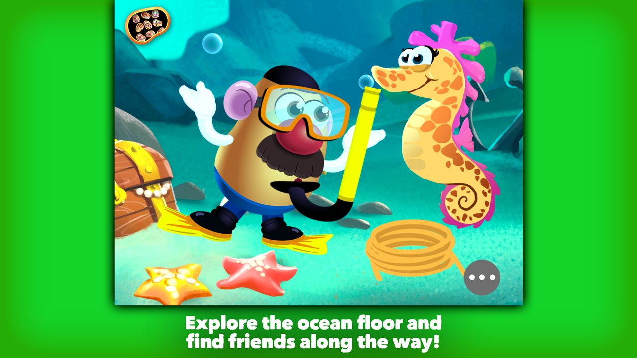 Mr. Potato Head: School Rush Screenshot 3
