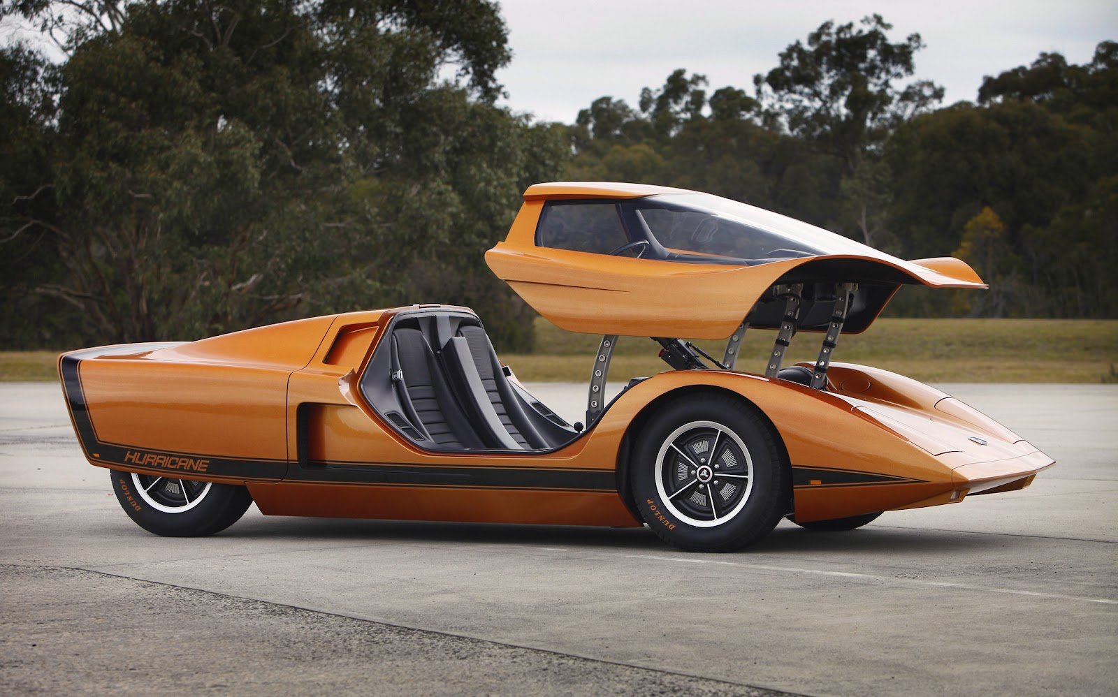 1969 Holden Hurricane.