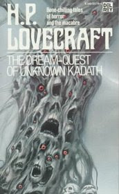 Cover of Howard Phillips Lovecraft's Book The Dream Quest of Unknown Kadath