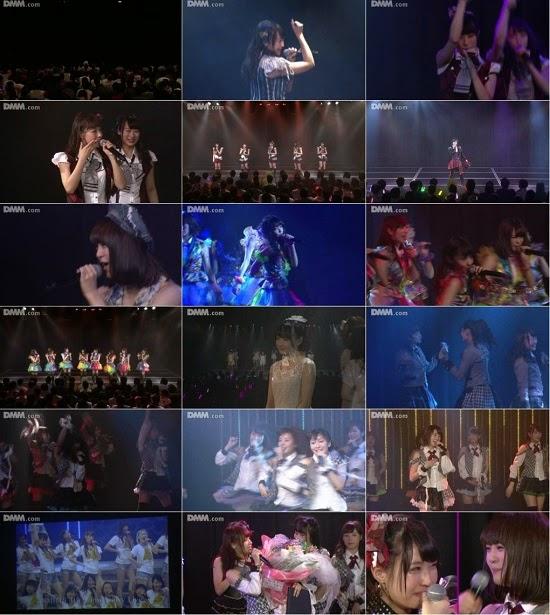 "(LIVE)(公演) NMB48 チームM ""RESET"" 村上文香 卒業公演 150308 & 150313"