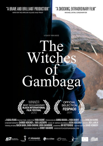 Wied¼my z Gambagi / Witches of Gambaga (2010) PL.TVRip.XviD / Lektor PL