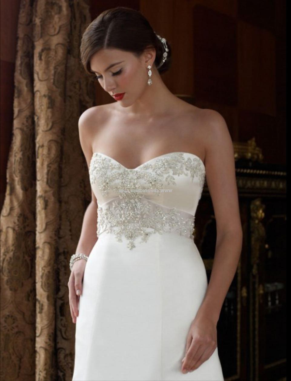 Casablanca 1994 Bridal Gown