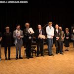 59: Entrega de Premios del 3er Concurso Internacional de Guitarra Alhambra 2015, en el Palau de la Música de Valencia.