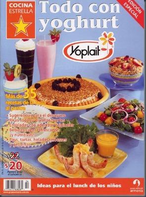 Cocina estrela yogurt