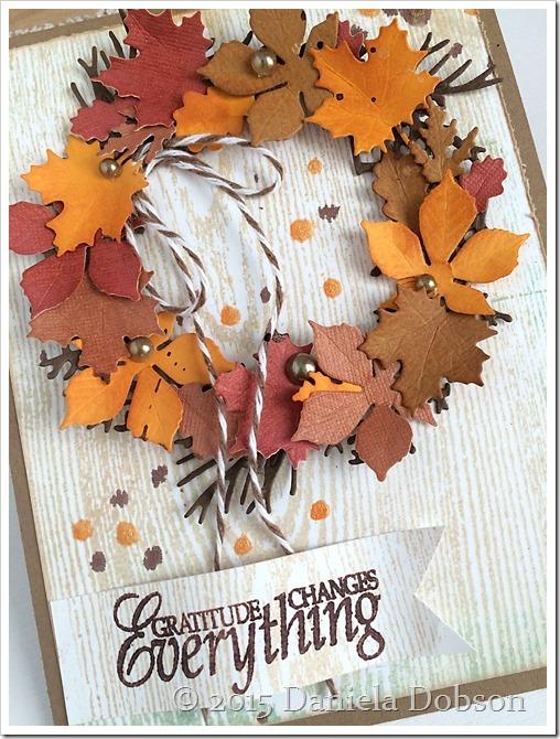 Gratitude close by Daniela Dobson