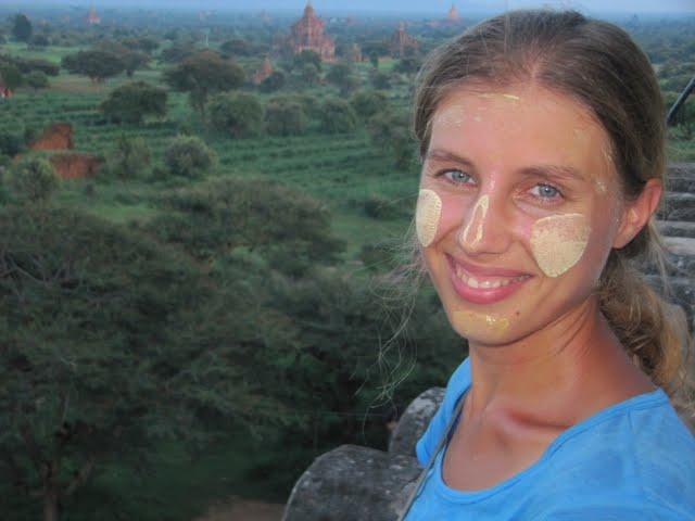 Myanmar bark paste
