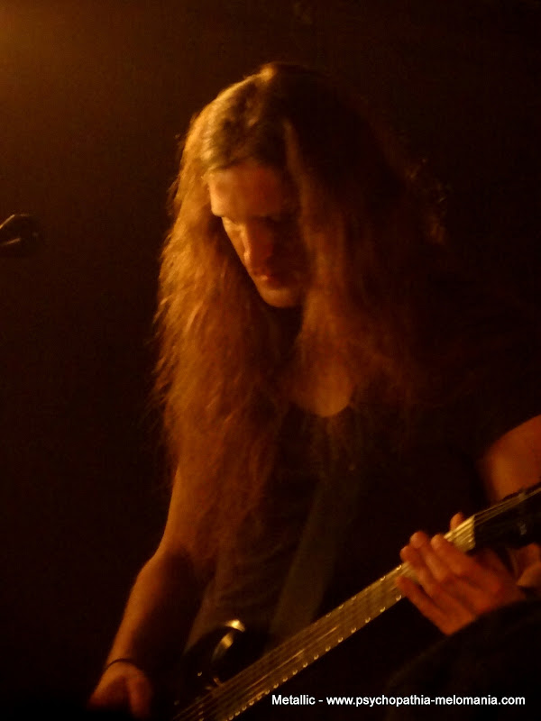 Alcest @ Glaz'Art, Paris 17/02/2012
