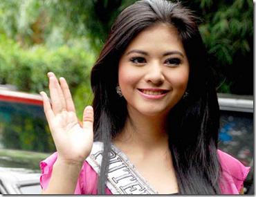 biodata Lengkap Qory Sandioriva Putri Indonesia 2009 Asal Aceh