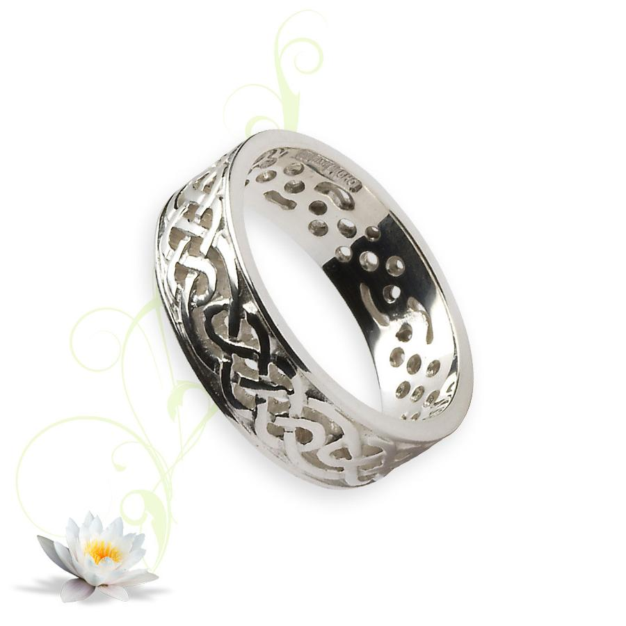 liffey filligree wedding ring