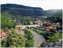 Река Янтра. Велико-Тырново