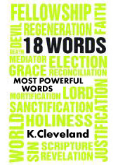 Cover of Kenrick Cleveland's Book 18 Words