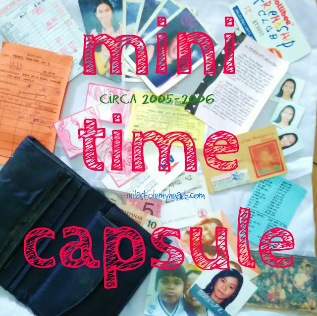 Time Capsule Circa 2005-2006