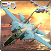 Game F18 Jet Fighter Security Squad APK for Kindle